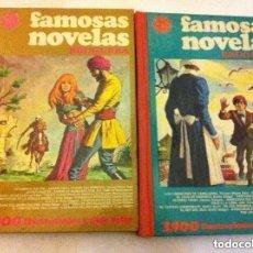 Tebeos: JOYAS LITERARIAS -FAMOSAS NOVELAS -LOTE DE 2. Lote 154426830