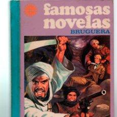 Tebeos: FAMOSAS NOVELAS VOLUMEN XVII BRUGUERA. 1ª EDICION 1979. Lote 154494922