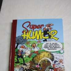 Tebeos: SUPER HUMOR MORTADELO Y FILEMON NUMEROS 17 Y 41. Lote 154599750