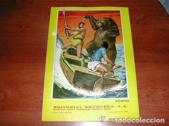 Tebeos: ALBUM JABATO EXTRA COLOR Nº 22 PRIMERA ÉPOCA (ORIGINAL 1971) ED. BRUGUERA. LOS FANTASMAS DE WONG-WAH - Foto 2 - 154675882