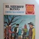 Tebeos: EL SHERIFF KING. GRANDES AVENTURAS JUVENILES. Nº 24. 1ª EDICION. BRUGUERA.. Lote 154849930