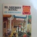 Tebeos: EL SHERIFF KING. GRANDES AVENTURAS JUVENILES. Nº 36. 1ª EDICION. BRUGUERA.. Lote 154851282