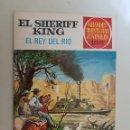 Tebeos: EL SHERIFF KING. GRANDES AVENTURAS JUVENILES. Nº 51. 1ª EDICION. BRUGUERA.. Lote 154851526