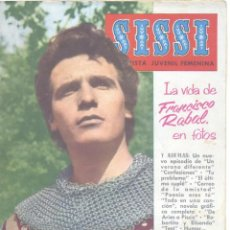 Tebeos: SISSI Nº209 (FRANCISCO RABAL, FERNANDEL, SOFIA LOREN, IÑIGO,CARMEN BARBAARA, . Lote 154854810