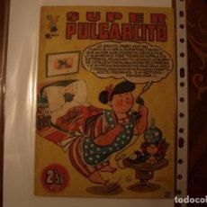 Tebeos: SUPER PULGARCITO - NÚMERO 27 - ORIGINAL - BRUGUERA. Lote 155021102