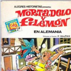 Tebeos: ALEGRES HISTORIETAS Nº 8 - MORTADELO Y FILEMON EN ALEMANIA. Lote 155052294