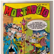 Tebeos: REVISTA MORTADELO Nº 170 EDICIONES B. Lote 155098698