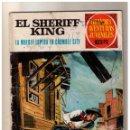 Tebeos: GRANDES AVENTURAS JUVENILES - EL SHERIFF KING- LA MUERTE ESPERA EN CRUMBLE CITY - Nº 16. Lote 155237442