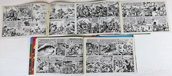 Tebeos: 23 EJEMPLARES CAPITÁN TRUENO. V. MORA PUJADAS. EDIT. BRUGERA. BARCELONA1956/1968 - Foto 7 - 155248522