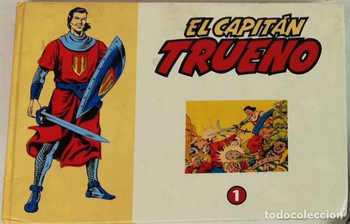 TOMO DEL CAPITÁN TRUENO. VÍCTOR MORA PUJADAS. VÍCTOR MORA PUJADAS. BARCELONA 1998 (Tebeos y Comics - Bruguera - Capitán Trueno)