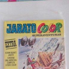 Tebeos: JABATO COLOR EXTRA NÚMERO 20. COMBATE EN EL VALLE. Lote 155279722