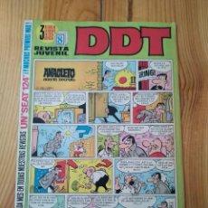 Tebeos: DDT Nº 162. Lote 155599742