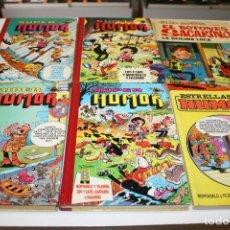 Tebeos: SUPER HUMOR - BOTONES SACARINO - ESTRELLAS DEL HUMOR. Lote 155757890