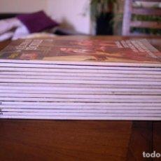 Tebeos: LOTE DE 16 NUMEROS DE SUPER JOYAS LITERARIAS JUVENILES. Lote 155777866