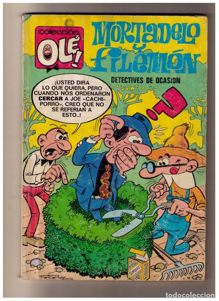 MORTADELO Y FILEMON - COLECCION OLE Nº 11 (Tebeos y Comics - Bruguera - Ole)