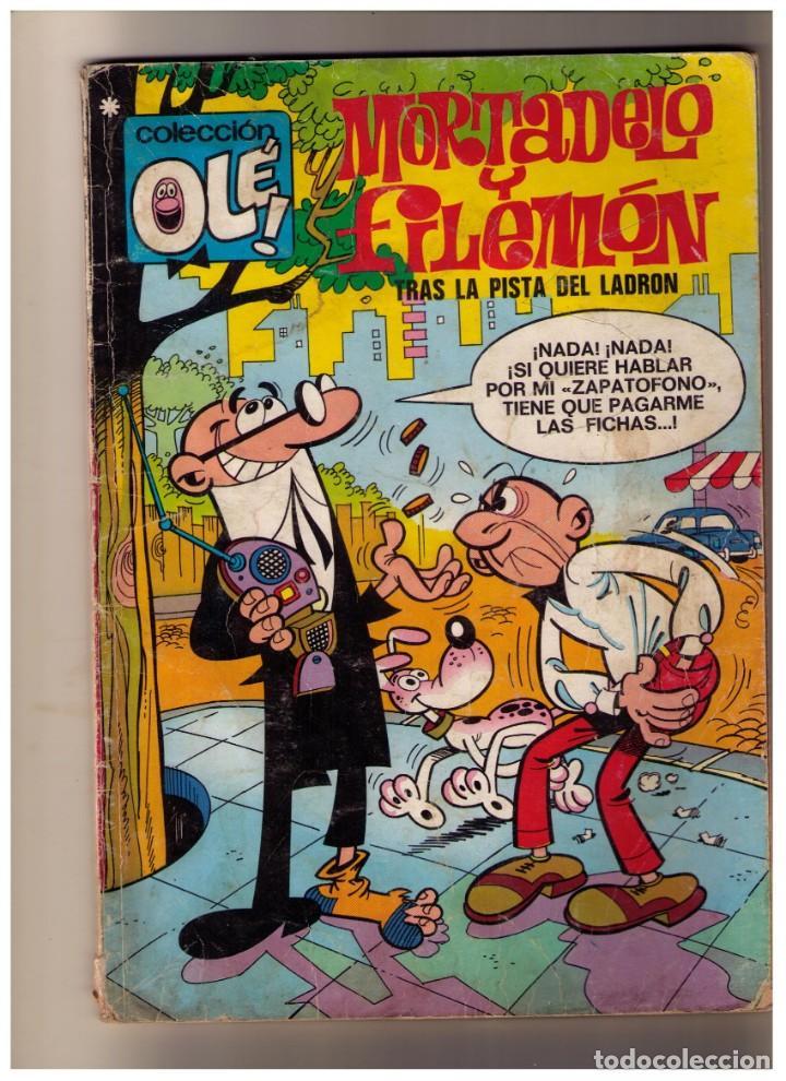 MORTADELO Y FILEMON - COLECCION OLE Nº 71 (Tebeos y Comics - Bruguera - Ole)