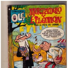 Tebeos: MORTADELO Y FILEMON - COLECCION OLE Nº 71 . Lote 155838550