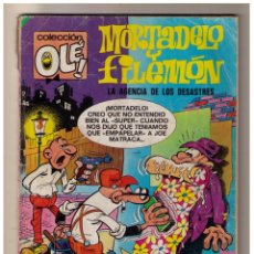 Tebeos: MORTADELO Y FILEMON - COLECCION OLE Nº 89 . Lote 155839566