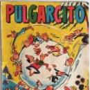 Tebeos: PULGARCITO ALMANAQUE PARA 1960 - EDITORIAL BRUGUERA. Lote 155840822