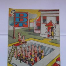 Tebeos: DDT Nº 489 AÑO X. EDITORIAL BRUGUERA. Lote 155853714