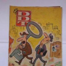 Tebeos: DDT Nº 541 AÑO XI. EDITORIAL BRUGUERA. Lote 155854246