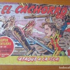 Tebeos: EL CACHORRO -Nº 135. Lote 155871518