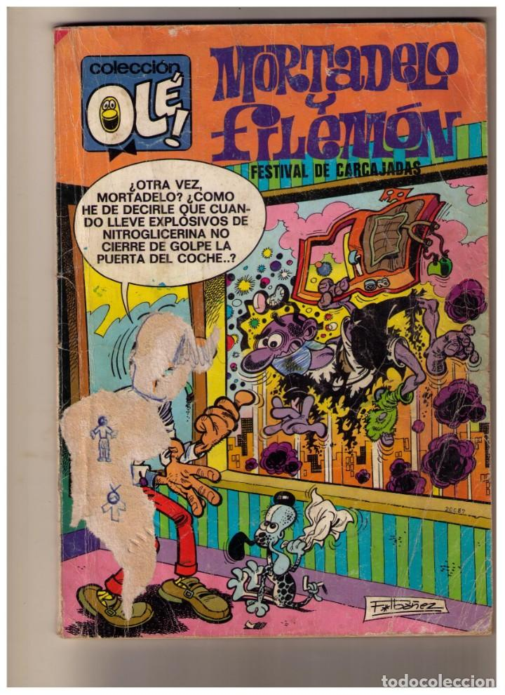 MORTADELO Y FILEMON - COLECCION OLE Nº 92 (Tebeos y Comics - Bruguera - Ole)
