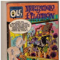 Tebeos: MORTADELO Y FILEMON - COLECCION OLE Nº 92. Lote 155877094