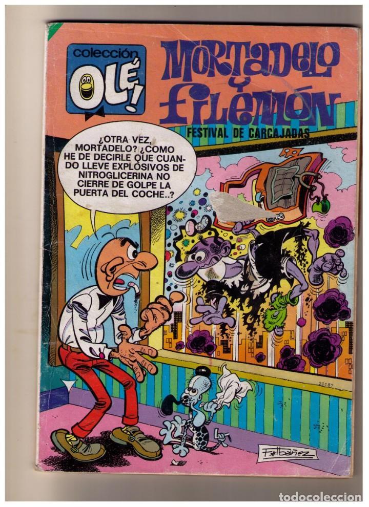 MORTADELO Y FILEMON - COLECCION OLE Nº 92 -1 (Tebeos y Comics - Bruguera - Ole)