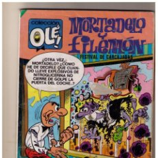 Tebeos: MORTADELO Y FILEMON - COLECCION OLE Nº 92 -1. Lote 155877150