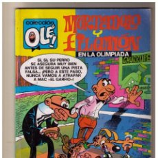 Tebeos: MORTADELO Y FILEMON - COLECCION OLE Nº 97 1ª EDICION. Lote 155877218