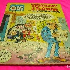 Tebeos: MORTADELO Y FILEMON, CON EL BOTONES SACARINO, Nº.249, DEL 1980.. Lote 155931330