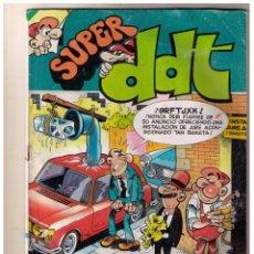 Tebeos: SUPER DDT Nº 125. Lote 155959858