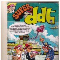 Tebeos: SUPER DDT Nº 126. Lote 155959958