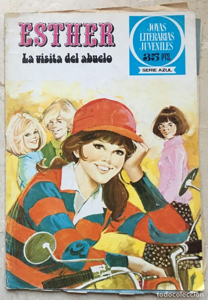 CÓMIC ESTHER N. 31. LA VISITA DEL ABUELO (Tebeos y Comics - Bruguera - Esther)