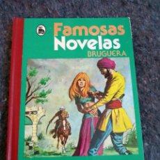 Tebeos: FAMOSAS NOVELAS VOLÚMEN XII (12) - EDICIÓN DE 1982 D50. Lote 156234998