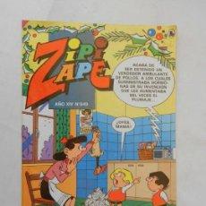 Tebeos: ZIPI Y ZAPE. Nº 649. BRUGUERA. 1985. Lote 156365466