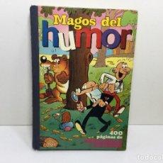 Tebeos: MAGOS DEL HUMOR VOLUMEN XIX. Lote 156376190