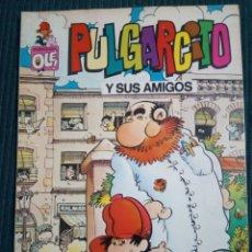 Tebeos: PULGARCITO COLECCION OLE BRUGUERA 1ª EDICION JAN Nº 1. Lote 156389004