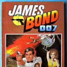 Tebeos: JAMES BOND 007 - EDICIÓN TOMO 1 - CONTIENE NÚMEROS 1, 2 Y 3 - BRUGUERA 1984. Lote 156448414