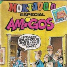 Tebeos: MORTADELO ESPECIAL AMIGOS Nº 159. Lote 156489694