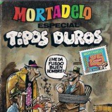 Tebeos: MORTADELO ESPECIAL TIPOS DUROS Nº 155. Lote 156490026