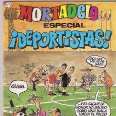 Tebeos: MORTADELO ESPECIAL DEPORTISTAS Nº 132 . Lote 156511078