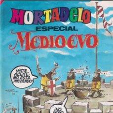 Tebeos: MORTADELO ESPECIAL MEDIEVEO Nº 131. Lote 156511126