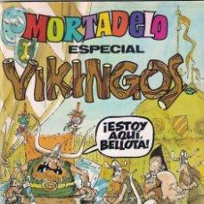 Tebeos: MORTADELO ESPECIAL VIKINGOS Nº 120. Lote 156511234