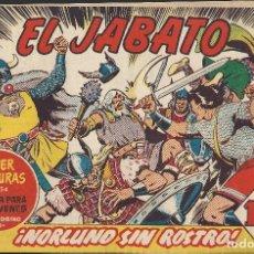 Tebeos: EL JABATO - EDITORIAL BRUGUERA - N°174. Lote 156547798