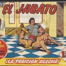Tebeos: EL JABATO - EDITORIAL BRUGUERA - N°83. Lote 156547830