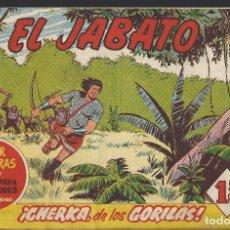 Tebeos: EL JABATO - EDITORIAL BRUGUERA - N°117. Lote 156547882