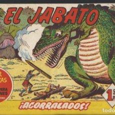 Tebeos: EL JABATO - EDITORIAL BRUGUERA - N°120. Lote 156547934