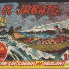 Tebeos: EL JABATO - EDITORIAL BRUGUERA - N°122. Lote 156547974